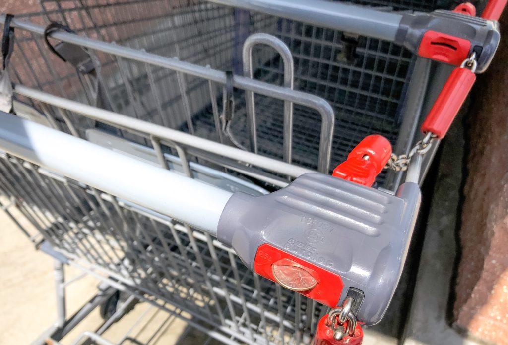 quarter shopping cart