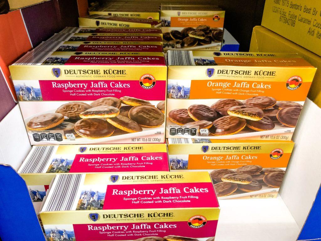 Deutsche Kuche Orange Jaffa Cakes
