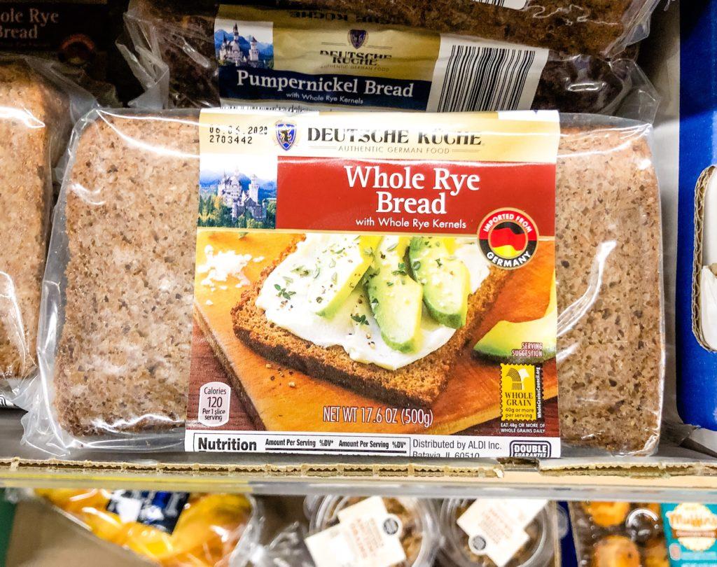 Aldi Whole Rye Bread