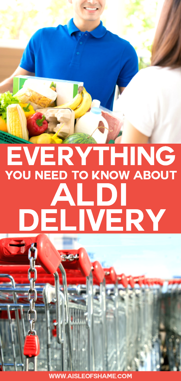 Does Aldi Deliver Groceries? Everything you need to know about Aldi Delivery.