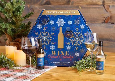 Aldi wine advent calendar 2019
