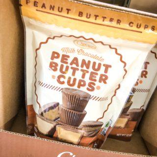 Choceur Peanut Butter Cups from Aldi