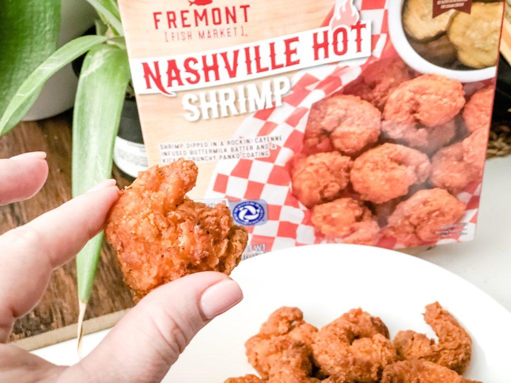 Aldi Nashville Hot Shrimp | Aldi Reviews | Aisle of Shame