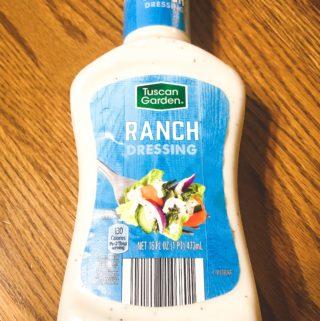 Aldi Ranch Dressing