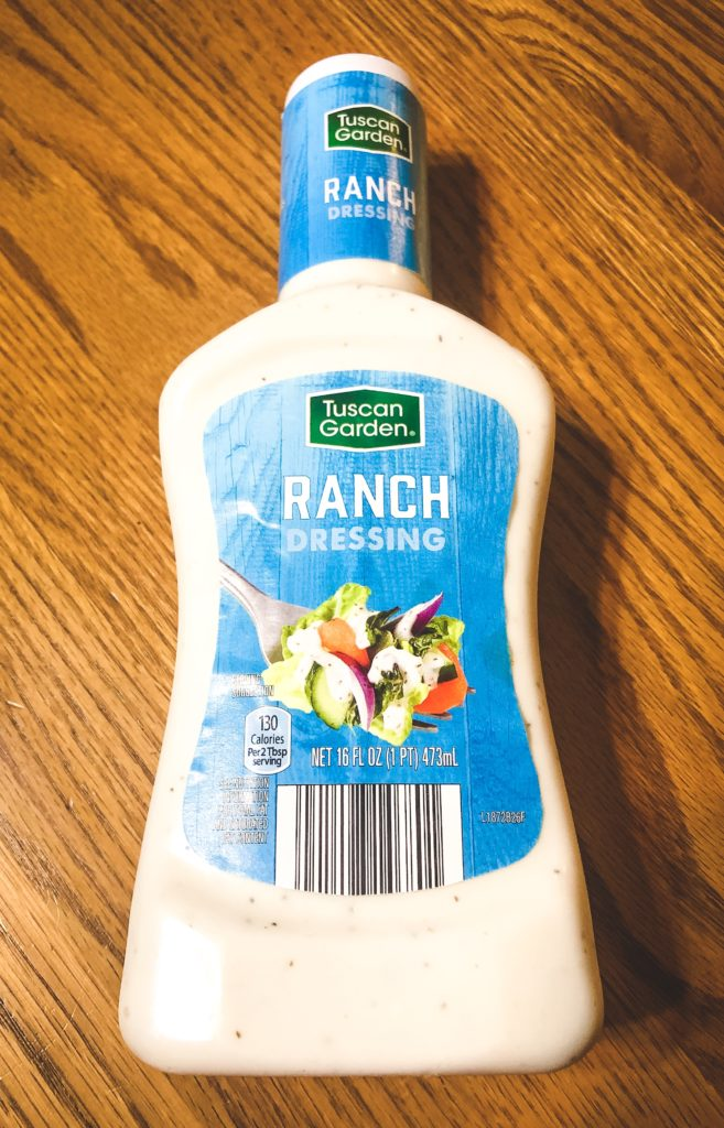 Aldi Ranch Dressing