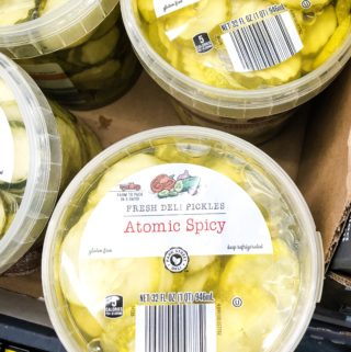 Aldi Atomic Pickles
