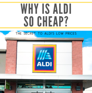 why is aldi so cheap