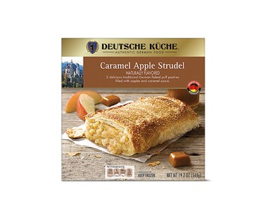 Aldi German Week Strudel
