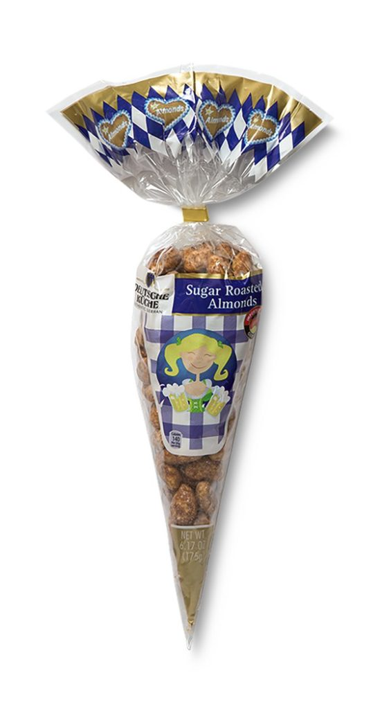 aldi sugar roasted almonds