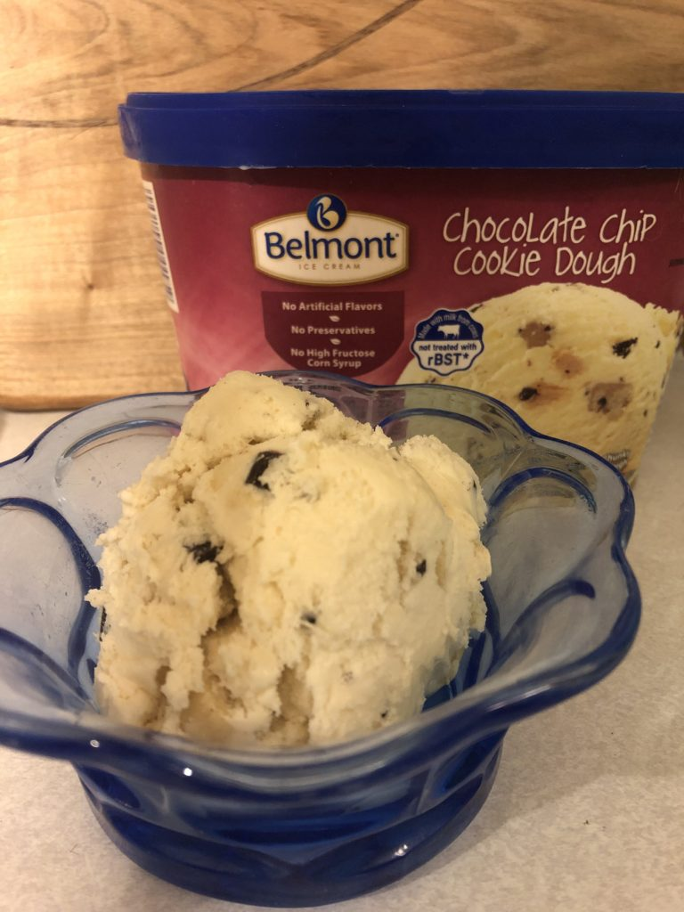 Aldi Belmont Ice Cream