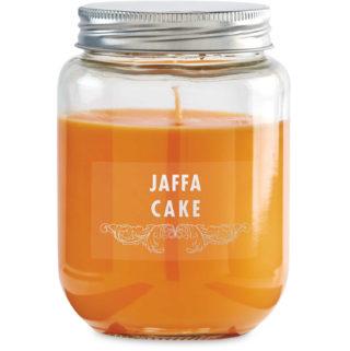Aldi Jaffa Cake Candle