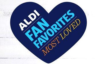 aldi fan faves heart