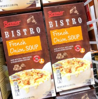 Bremer French Onion Soup