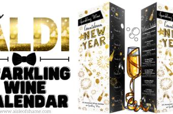 Aldi Sparkling Wine Calendar