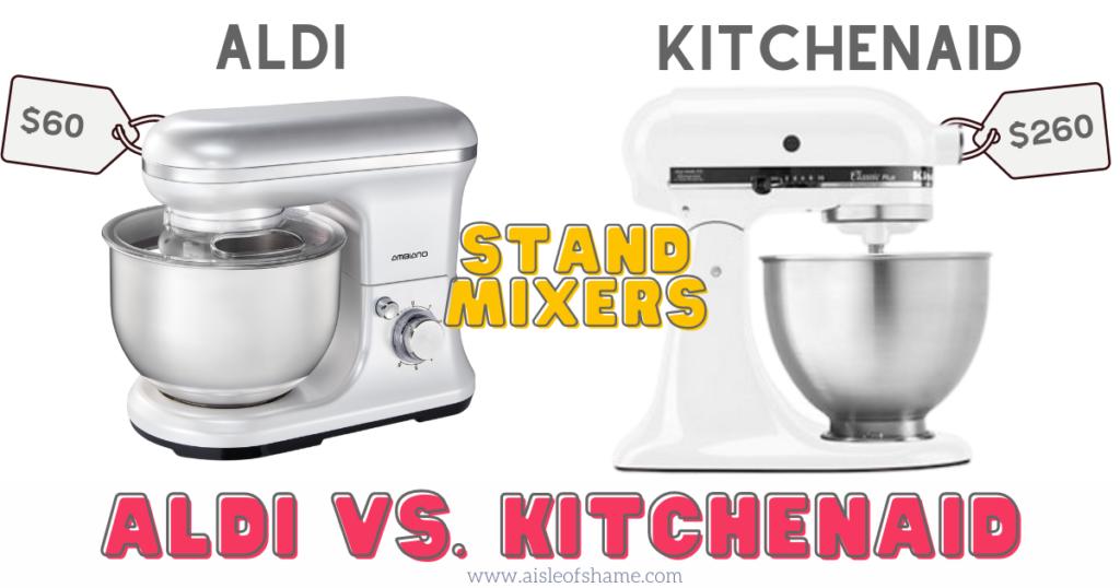Aldi Stand Mixer