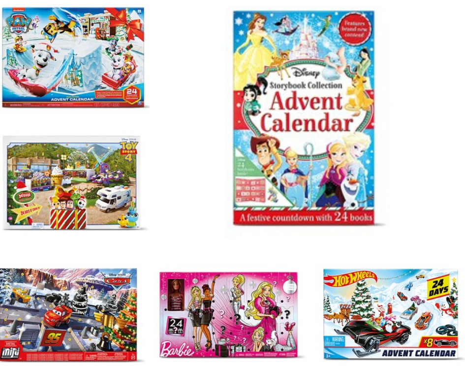 toy calendas for kids