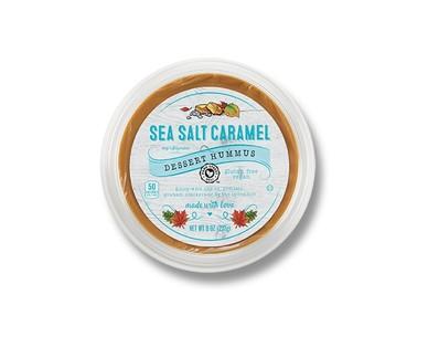 Aldi sea salt caramel hummus