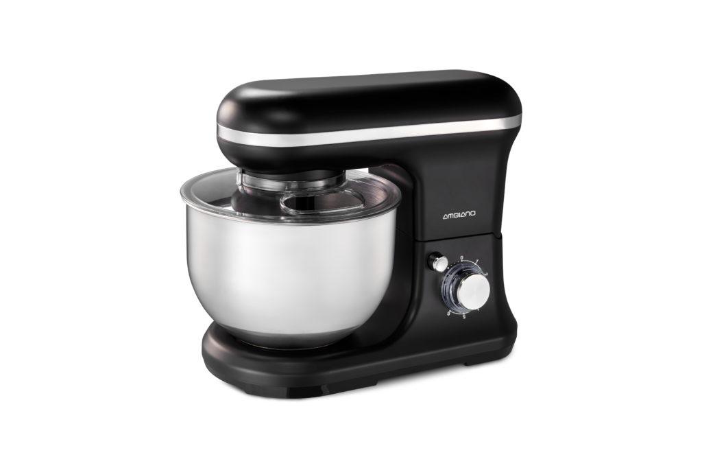 black aldi stand mixer