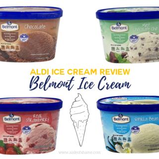 Aldi ice cream review