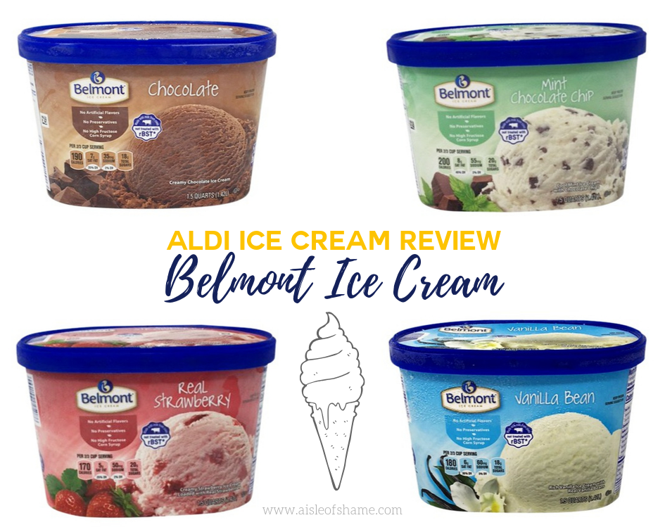 Aldi ice cream review