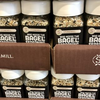 Aldi everything bagel seasoning