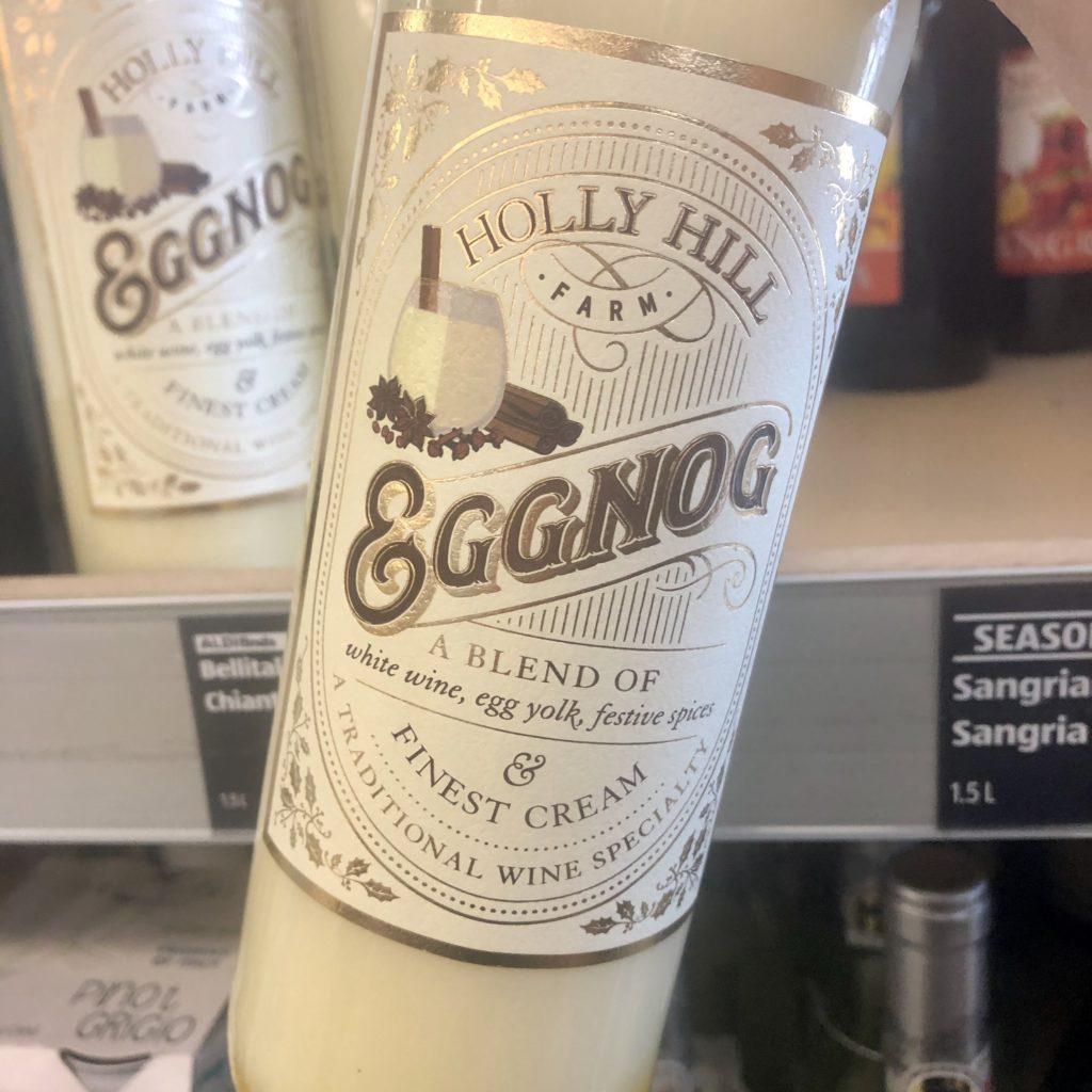 Holly Hill Farms Eggnog