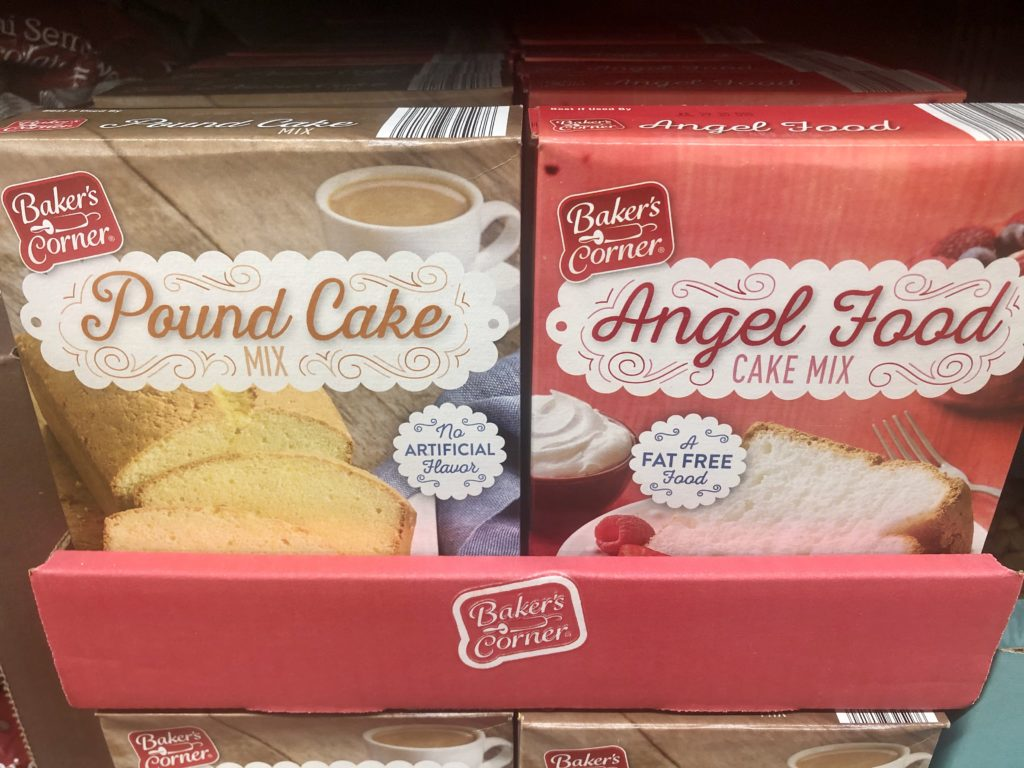 Aldi angel food cake mix