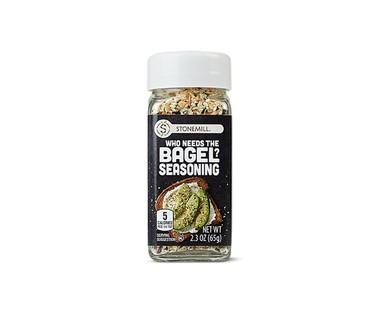 Aldi everything bagel seasoning
