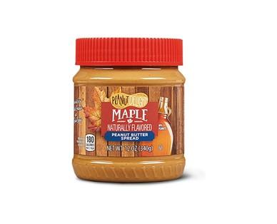 Aldi Maple Peanut Butter