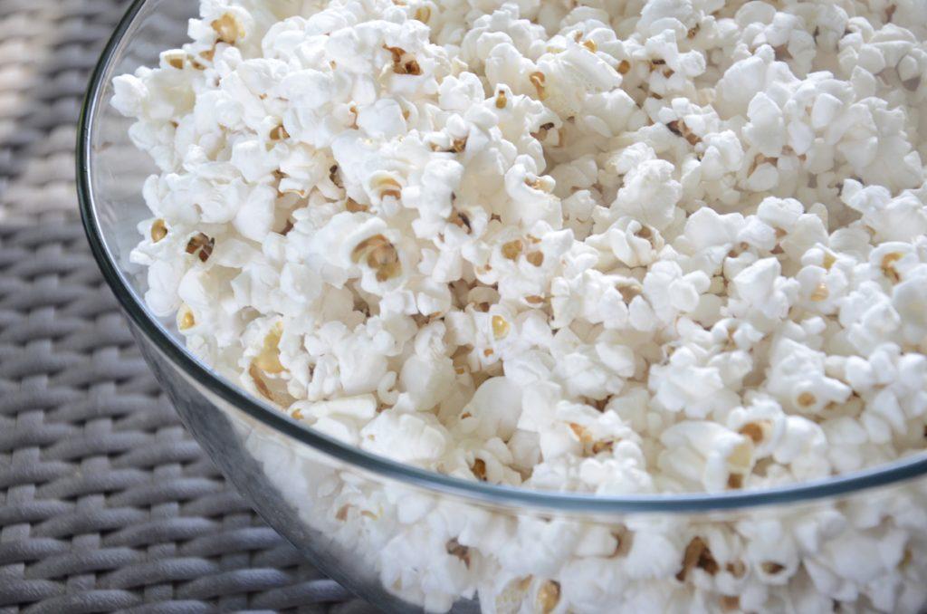 aldi everything bagel seasoning on popcorn