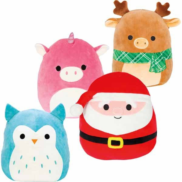 Holiday squishmallows