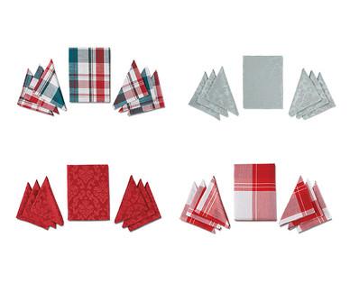 Huntington Home Tablecloth Sets