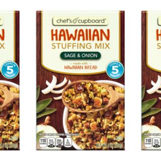 hawaiian stuffing mix