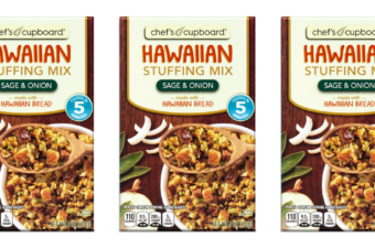 hawaiian stuffing mix