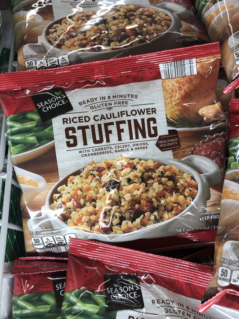 Aldi cauliflower stuffing
