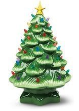 Aldi Ceramic Christmas Tree