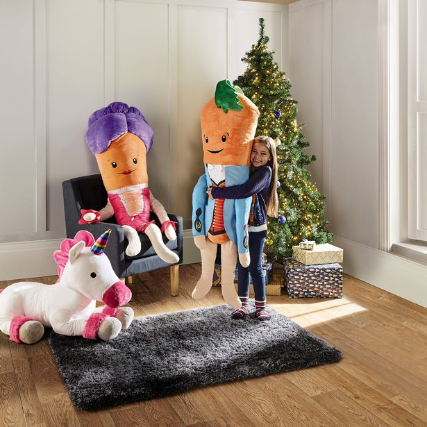 kevin the carrot jumbo