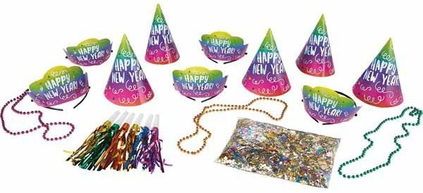 new year's eve party kit