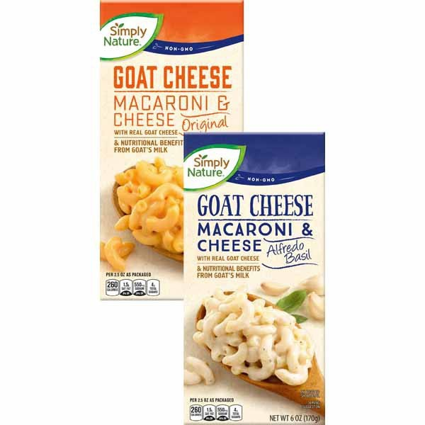 Aldi Goat Cheese Mac and Cheese