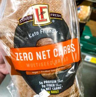 Aldi keto zero carb bread