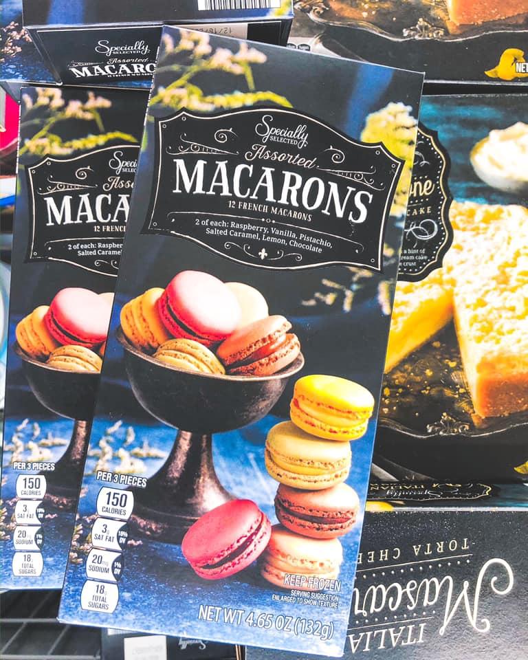 Aldi french macarons