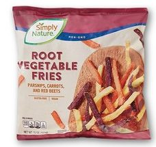 Aldi root vegetable fries