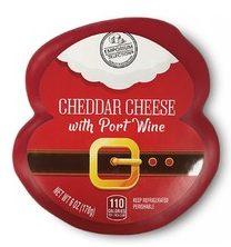 santa cheese