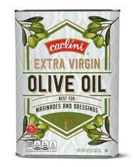 Carlini olive oil tin