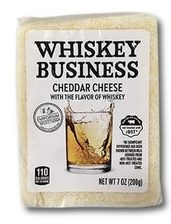 Aldi Whiskey Business Cheddar Cheese