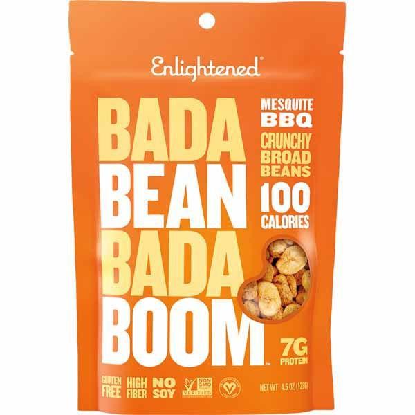 vegan bbq crunchy beans