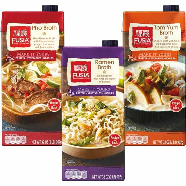 Fusia asian broths