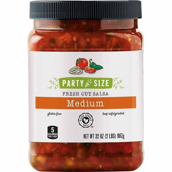 party-size dips