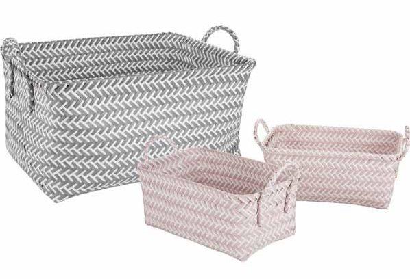 Aldi storage baskets