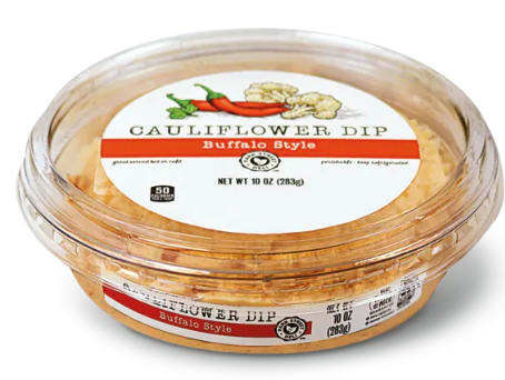 Cauliflower Dips